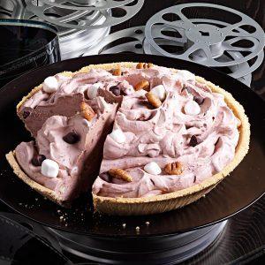 Rocky Road Freezer Pie