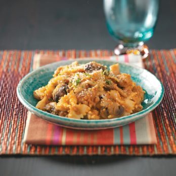 Pumpkin Fans, Rejoice! This Is the Pasta for You.