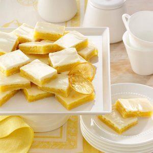 Shortbread Lemon Bars