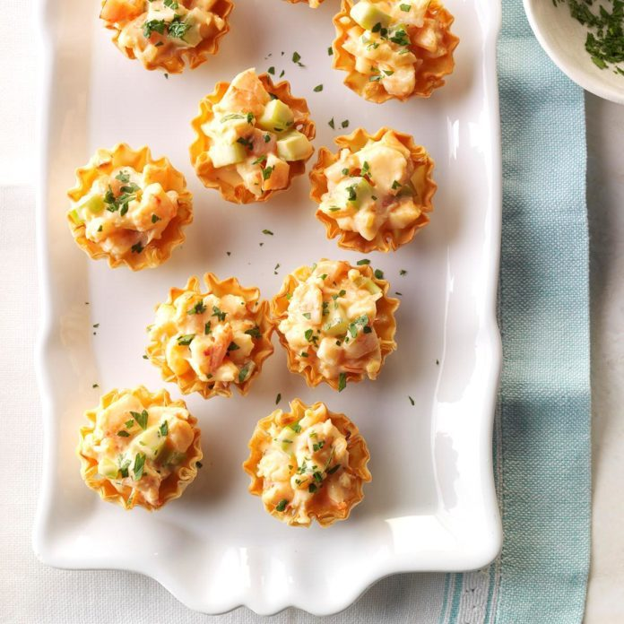 50 Simple Hors D'oeuvre Recipes