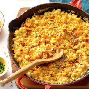 Skillet Mac & Cheese