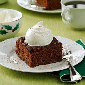 Spiced Pudding Cake