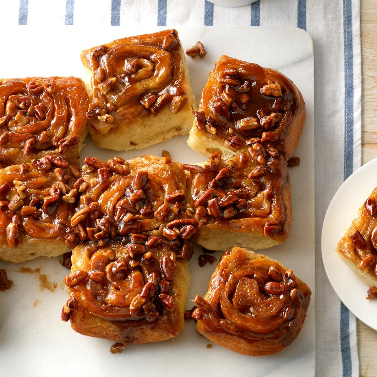 Watch Us Make: Sticky Buns