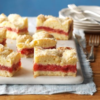21 Sweet and Savory Strawberry-Rhubarb Recipes