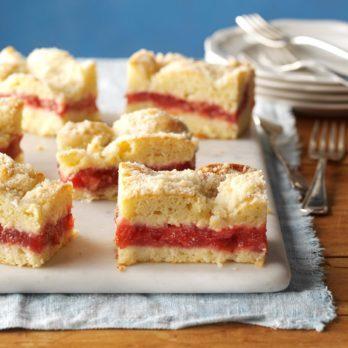 21 Sweet and Savory Strawberry-Rhubarb Recipes