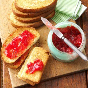 55 of Grandma's Favorite Rhubarb Recipes