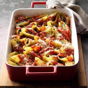 Pasta al Forno: 50 Baked Pasta Recipes
