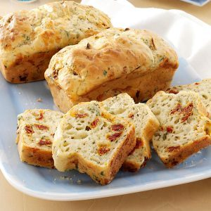 Sun-Dried Tomato Provolone Bread