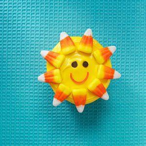 Sunshine Cupcakes