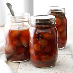How to Make Pickled Grapes