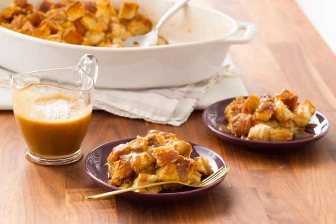 How to make bread pudding the old-fashioned way