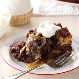 Ultimate Chocolate Bread Pudding