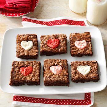12 Ways to Say 'Happy Valentine's Day' with Food