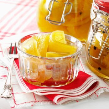 How to Make Pickled Watermelon Rinds