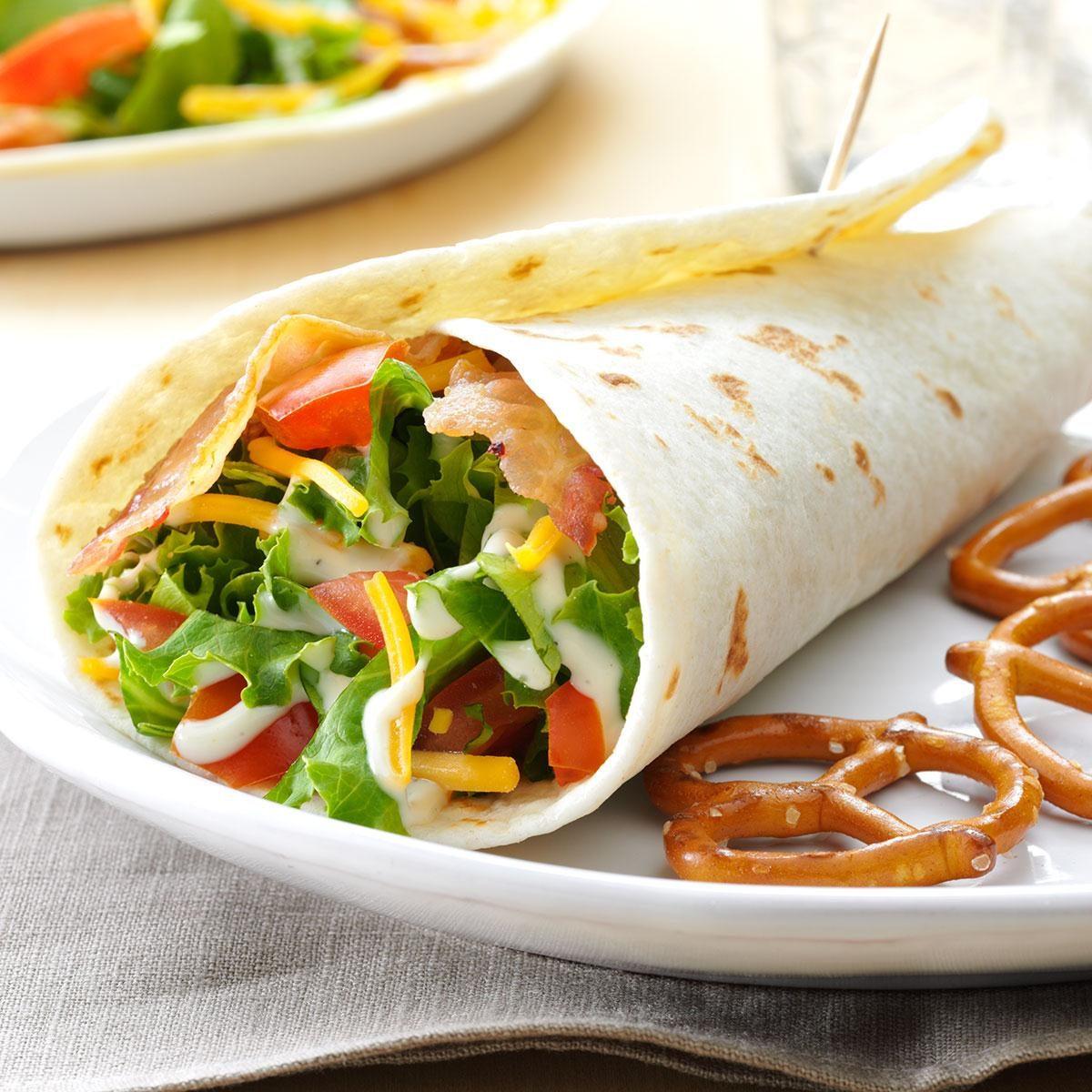 40 Brown Bag Lunch Ideas for September