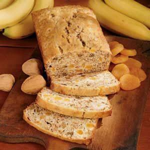 Apricot Banana Bread