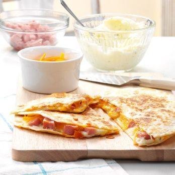 10 Surprising Quesadilla Recipe Ideas