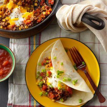 Mexican Brunch Recipes