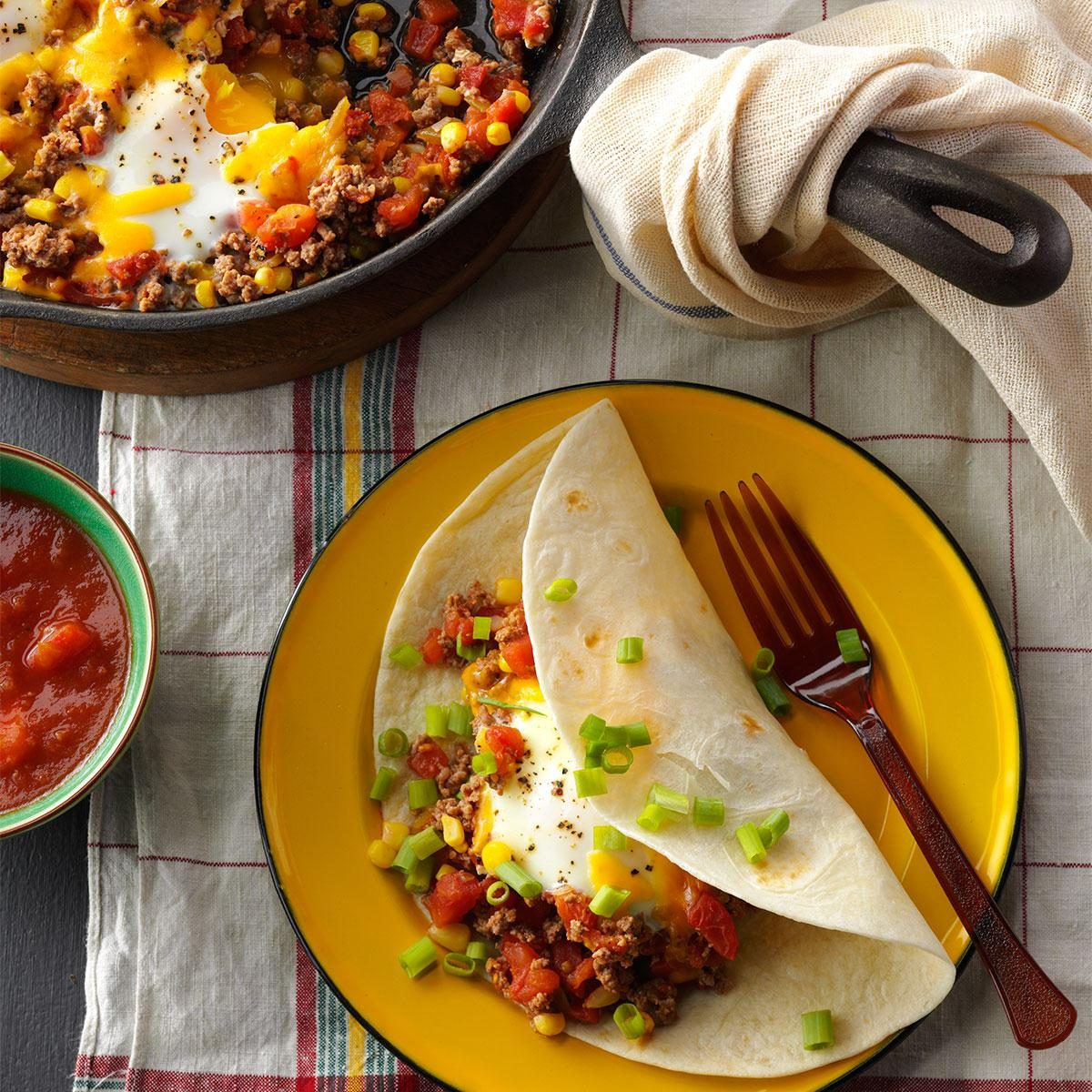 Mexican Brunch Recipes | Taste of Home