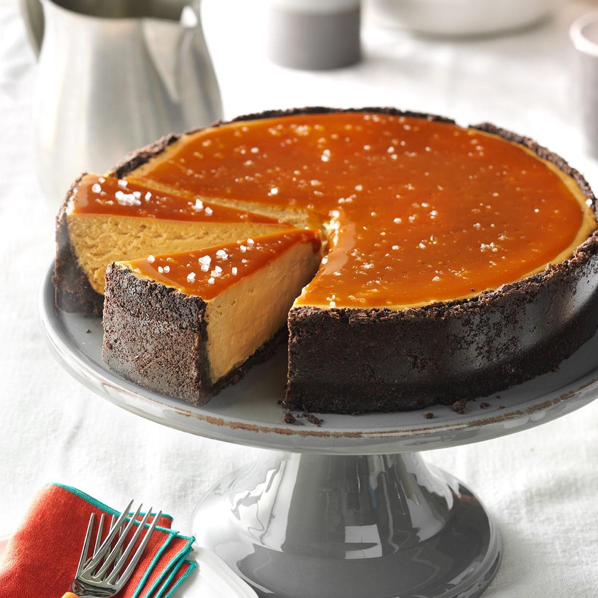 21 Luscious Christmas Cheesecake Recipes