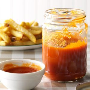 Spicy Ketchup