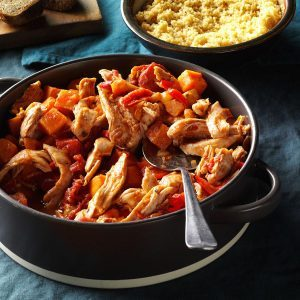 Harvest Time Chicken with Couscous