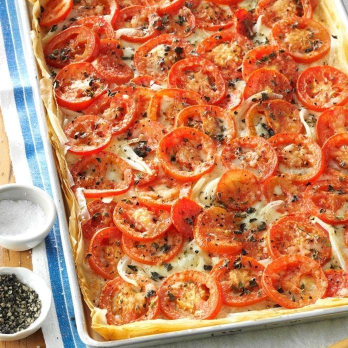 55 Vegetarian Potluck Recipes