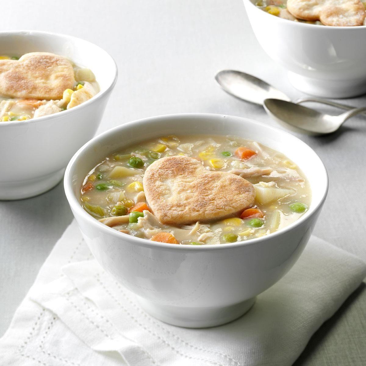 Grandma's Best Soups