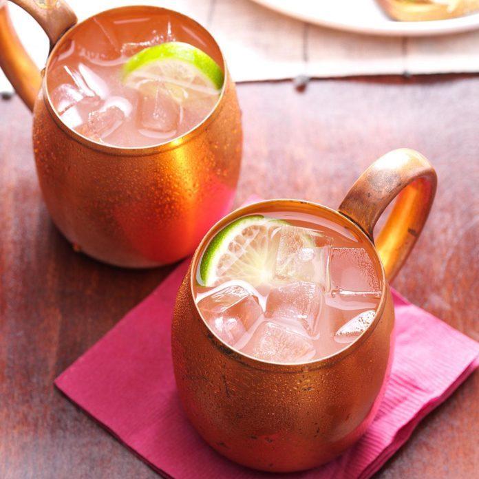 9 Recipes for Ginger Beer Drinks