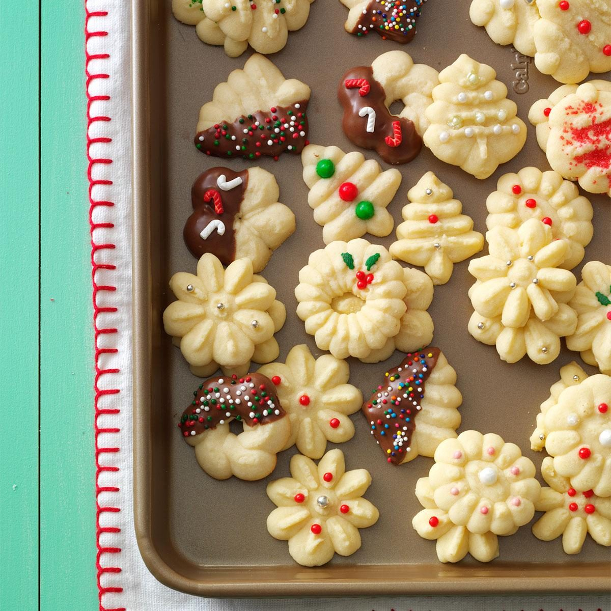 Cookies Recipes For Christmas: 150 Of The Best Christmas Cookies Ever