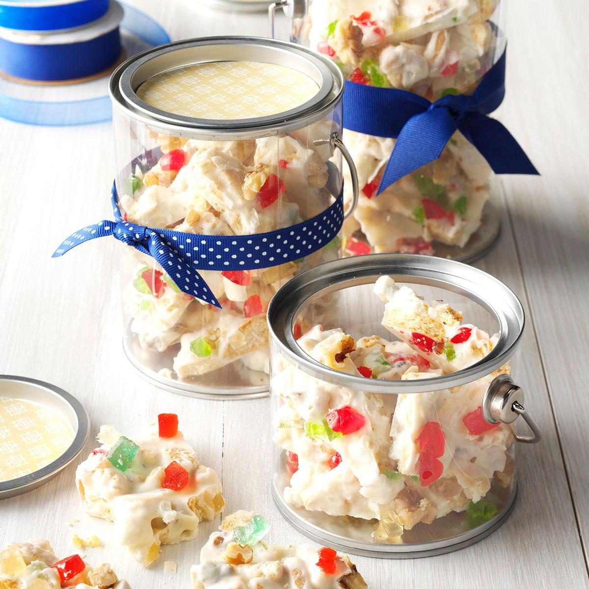 50 Recipes For Homemade Christmas Candy Taste Of Home