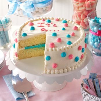 The Cutest Gender Reveal Party Food Ideas