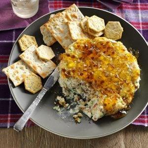 Jalapeno-Pecan Cheese Spread