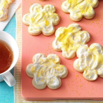 15 Fun, Springy Flower-Shaped Recipes
