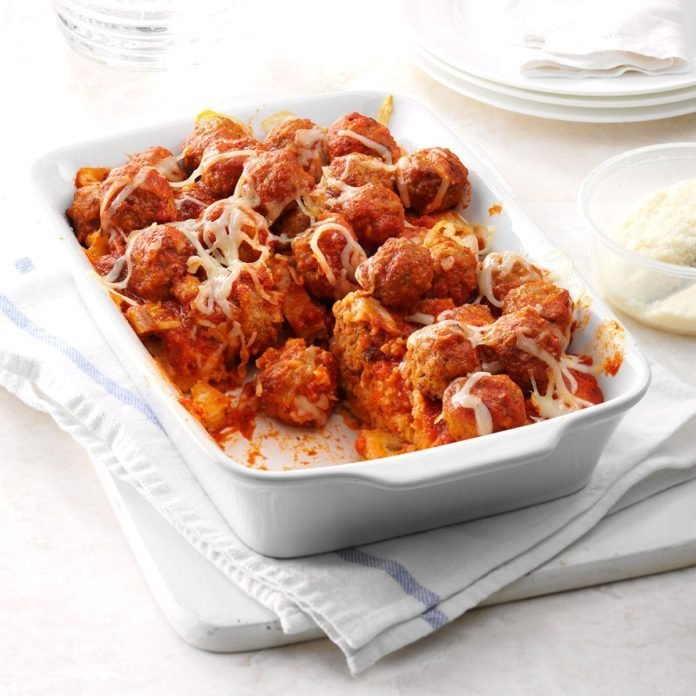 Marvelous Meatball Recipes