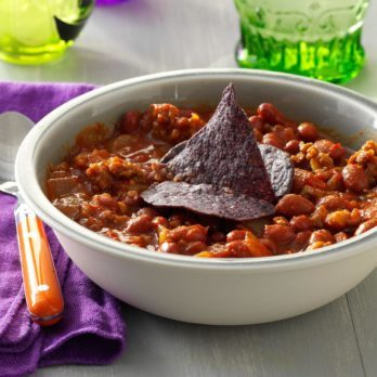 Chili Recipes Perfect for Halloween Night