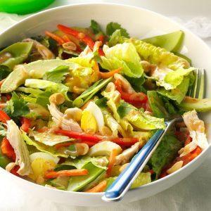 Thai-Style Cobb Salad