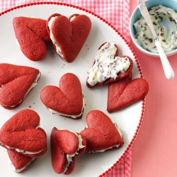 10 Heart-Shaped Cookies You'll Swoon Over