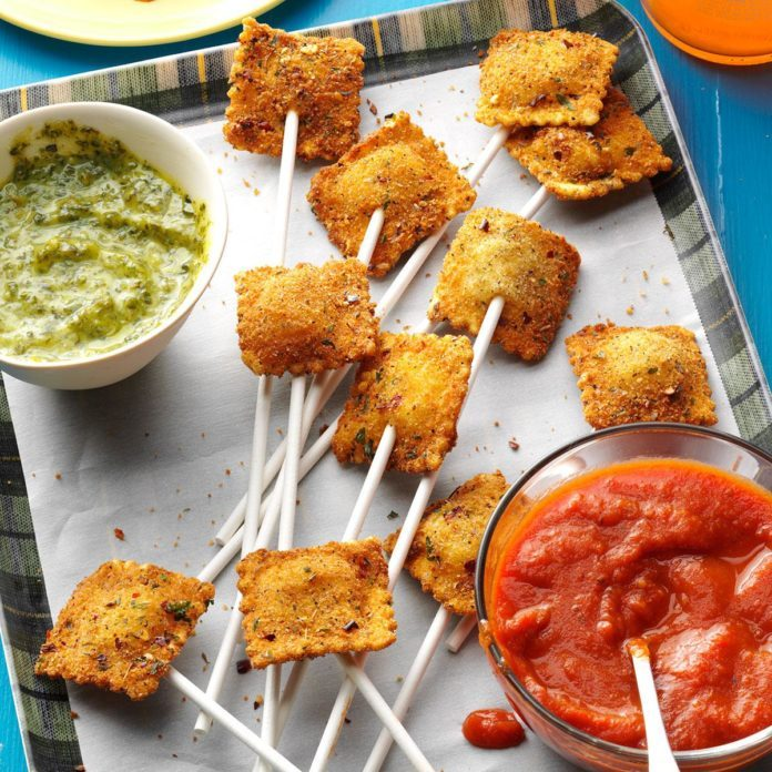 Tasty One-Bite Hors d'oeuvres for Your Next Party