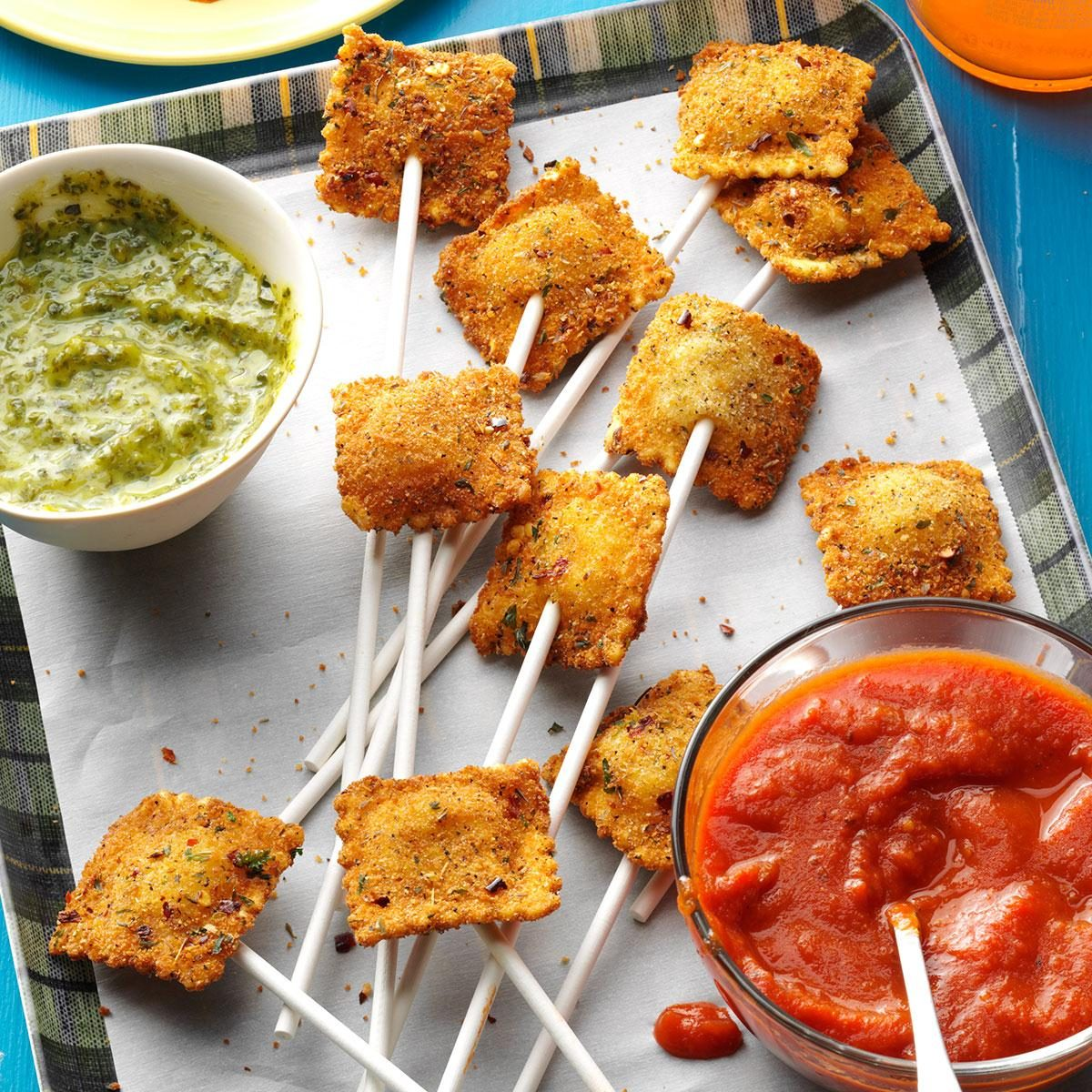 40 Tasty One-Bite Appetizer Recipes