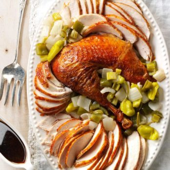 40 Thanksgiving Dinner Recipes to Feed a Crowd