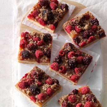28 Fruity Dessert and Cookie Bars