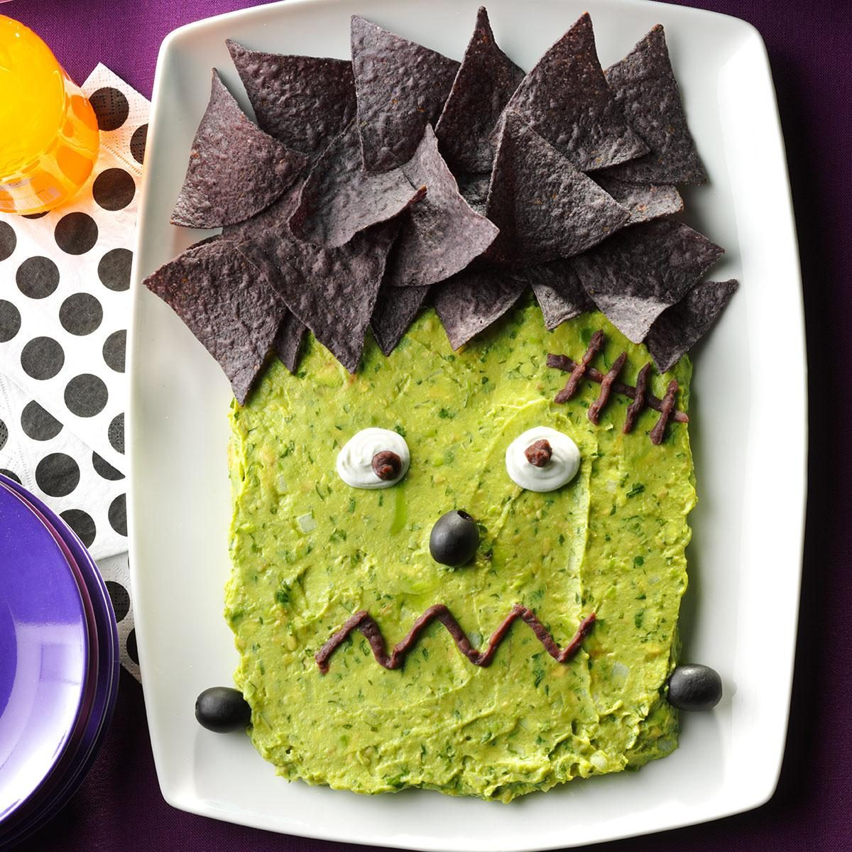 30 Monster-Themed Halloween Party Recipes