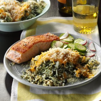50 Side Dishes to Serve with Salmon