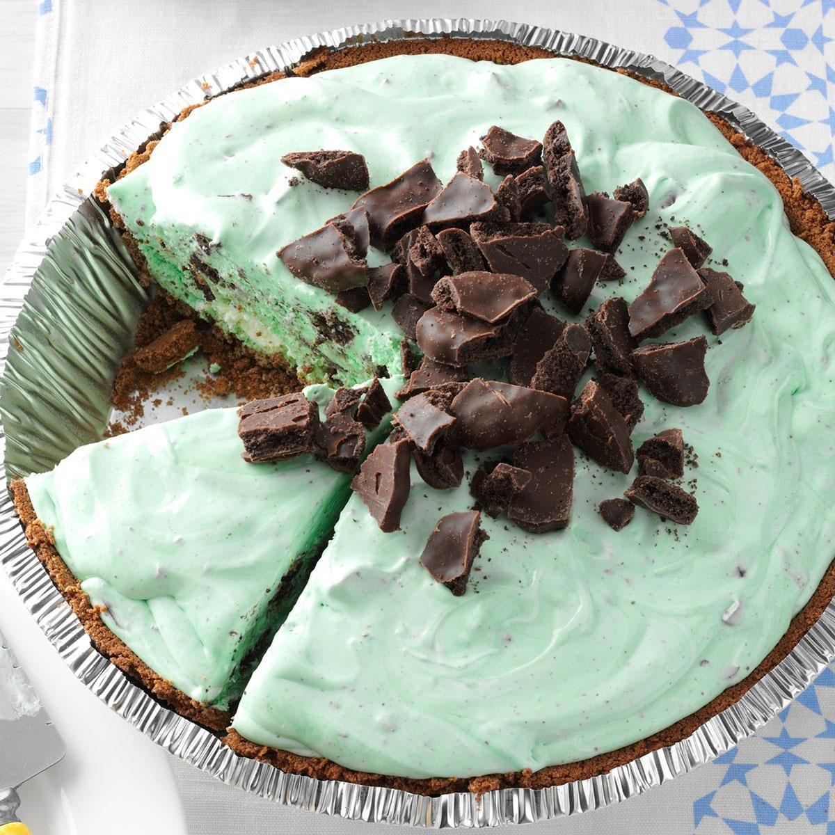 23 Gorgeous Grasshopper Desserts