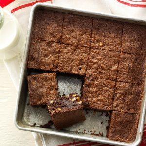 Chocolate Fudge Brownies