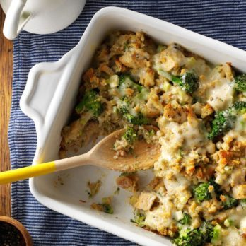 Family-Pleasing, Plate-Clearing Chicken Casserole Recipes