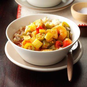 Southern Seafood Gumbo