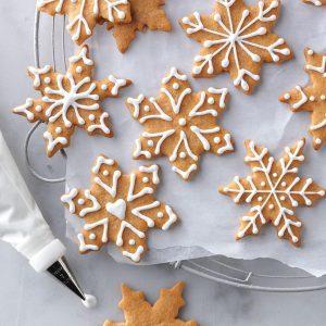 Butterscotch Gingerbread Cookies 26107