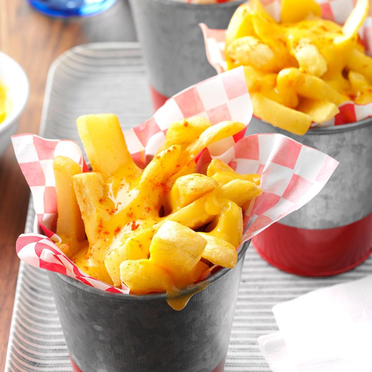 Copycat Fries from Your Favorite Restaurants